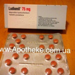 Ludiomil 75 mg