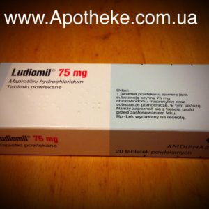 Ludiomil