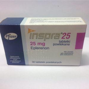 Inspra 25 mg