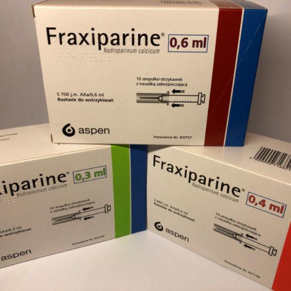 Фраксипарин цена