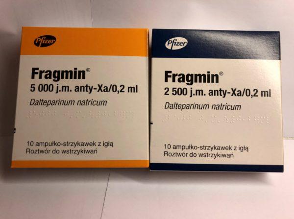 фрагмин купить
