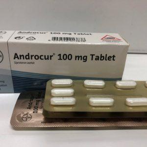 Андрокур 100 мг (30 таблеток)