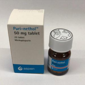Пури-Нетол 50 мг