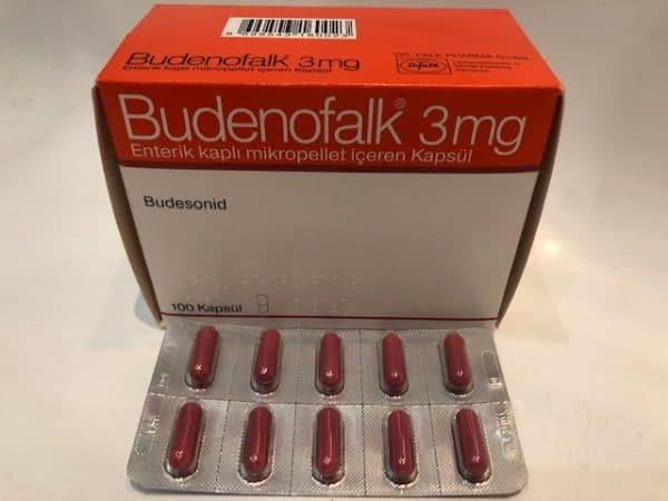 Буденофальк (3 мг ) 50 капсул