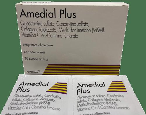 Амедиал Плюс (Amedial Plus)